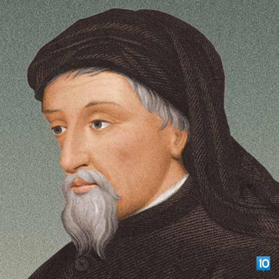 Geoffrey-Chaucer