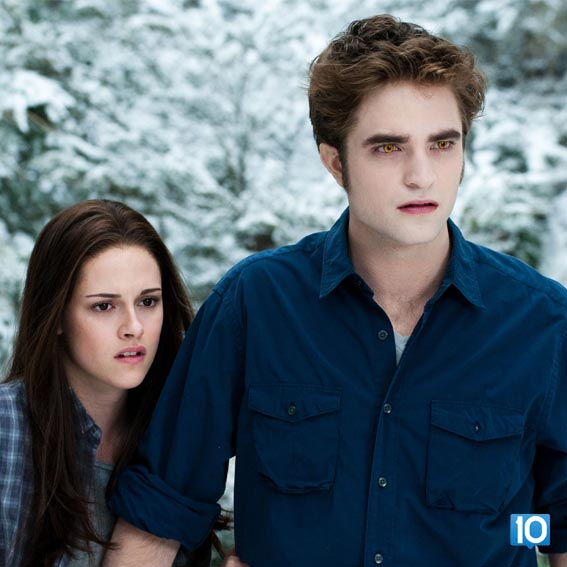 Bella Swan ve Edward Cullen