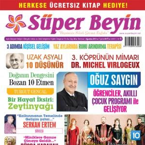 Süper Beyin Dergisi'nden 10 Konu