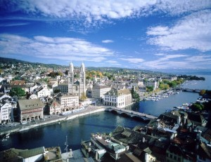 Zurich city - Switzerland