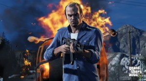 10 Numara Oyun: Grand Theft Auto 5 (PS4, XOne)