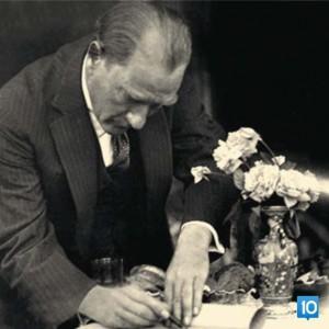 Atatürk'ün Not Defteri